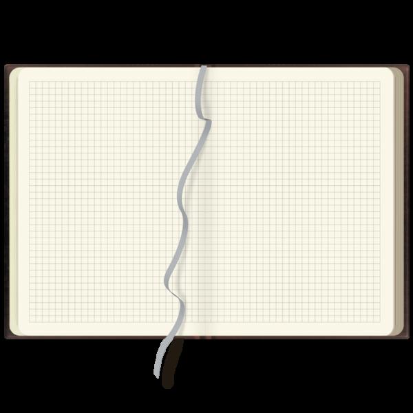 notes szyty A5 WIŚNIOWY